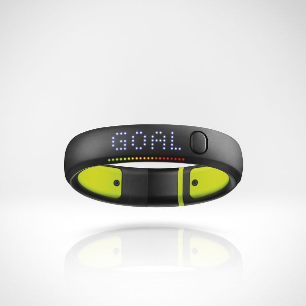 Nike fuelband - quantified self selon nike